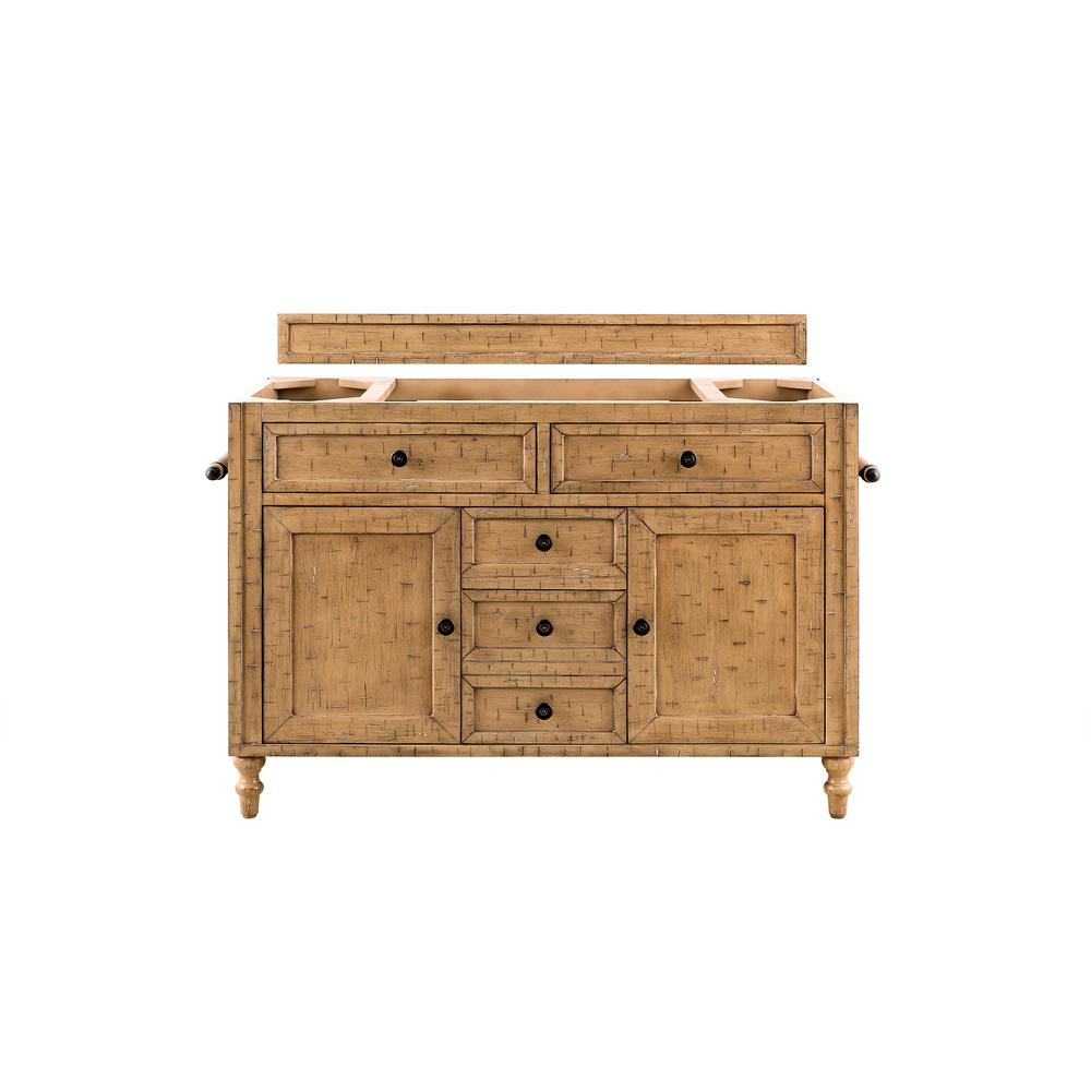 JAMES MARTIN 300-V48-DRP COPPER COVE 48 INCH SINGLE VANITY CABINET IN DRIFTWOOD PATINA