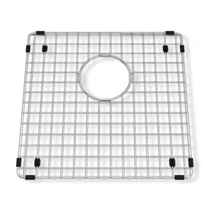 American Standard 791565-205070A Prevoir Stainless Steel 14-1/4 x 14-1/4 Inch Bottom Grid Sink Rack