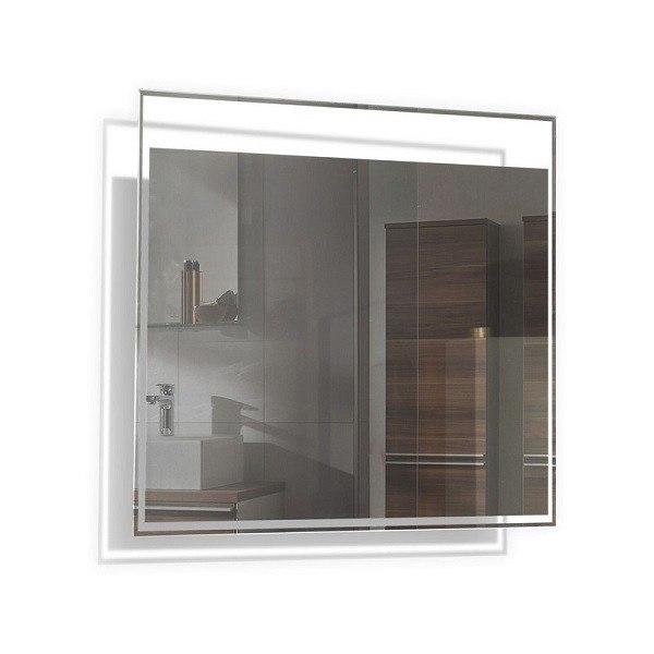 Moreno Bath KR24LED Tona 24 Inch Wall Mounted Bathroom Mirror With LED Light