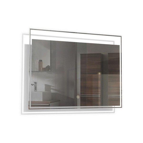 Moreno Bath KR36LED Tona 36 Inch Wall Mounted Bathroom Mirror With LED Light