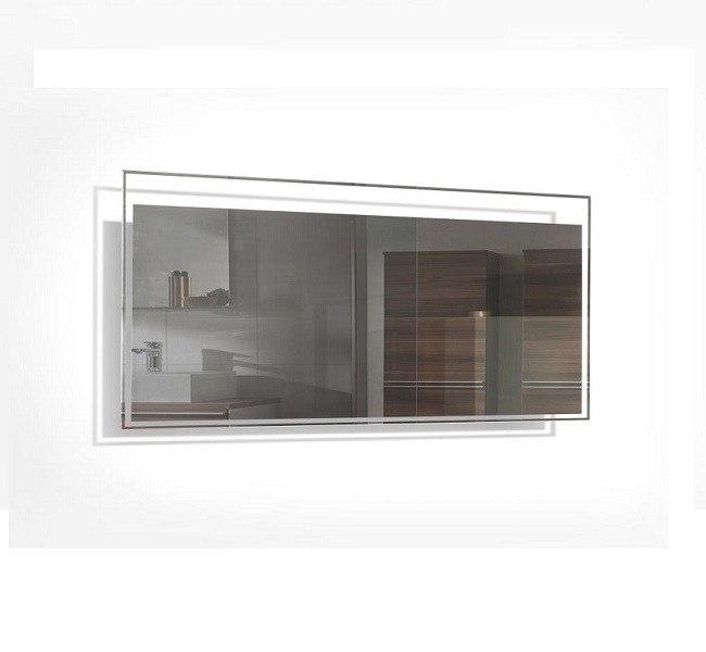 Moreno Bath KR40LED Tona 40 Inch Wall Mounted Bathroom Mirror With LED Light