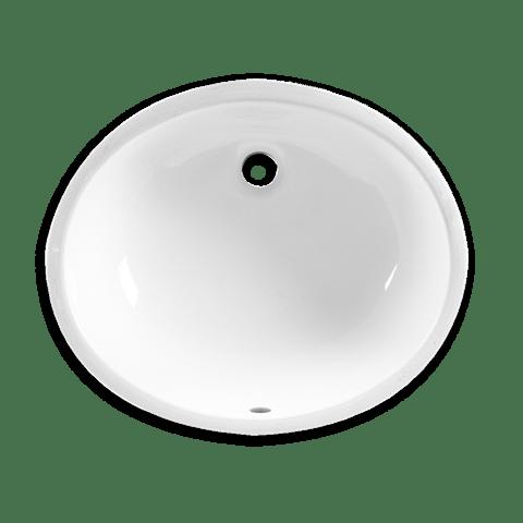 American Standard Ovalyn 19 Inch Undermount Porcelain Sink