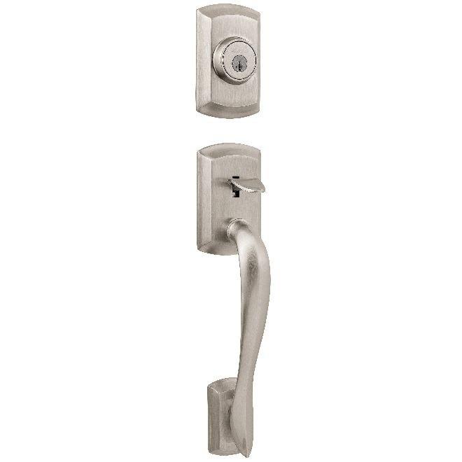 Kwikset 801AVHLIP Signature Series Avalon Door Lock Handleset