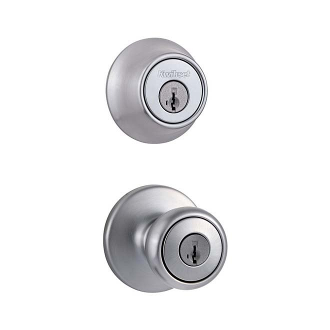 Kwikset 690TS Tylo Combo Door Lockset