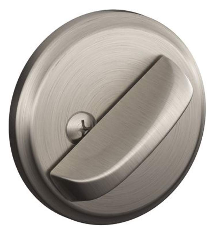Schlage Residential B81 B Series Deadbolt  One Sided