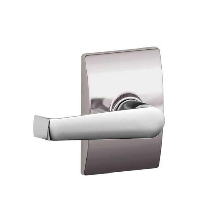 Schlage Residential F10ELACEN F Series Elan with Century Rose Passage Door Locks