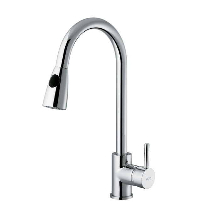 Vg02005ch Chrome Pull Out Spray Kitchen Faucet Vg02005chk1 Chrome Pull Out Spray Kitchen Faucet Vg02005chk2 Chrome