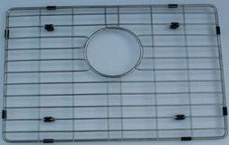 Ukinox GRS558SS Stainless Steel Bottom Grid
