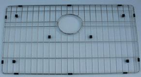 Ukinox GRS838SS Stainless Steel Bottom Grid