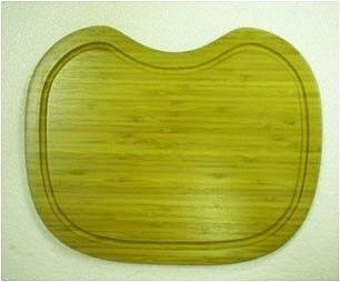 Ukinox CB376HW 12 Inch x 15 Inch Wood Cutting Board