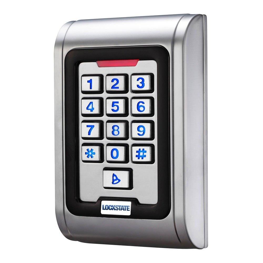 Lockstate LS-S100 Single Gang Vandal Resistant Keypad/prox