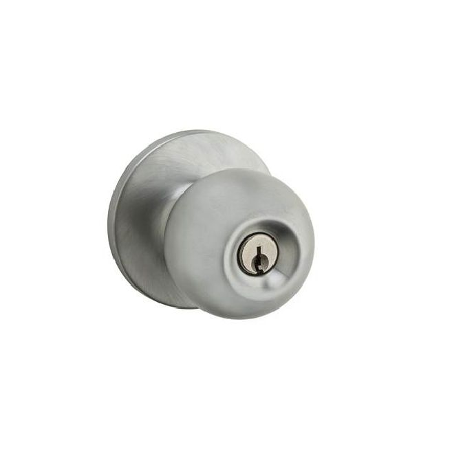 KWIKSET SK5000RG SAFELOCK REGINA ENTRY DOOR LOCK