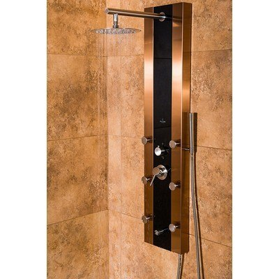 Pulse Showerspas 1049B-BN Rio Spa Shower
