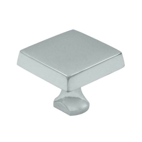 Deltana KBS Solid Brass Square Knob For HD Bolt Alternative to Round Sold Separartely