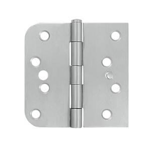 Deltana SS44058TA Stainless Steel 4 x 4 x 5/8 x SQ Hinge