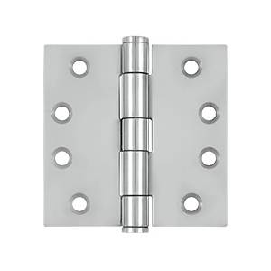 Deltana SS44 Stainless Steel 4 x 4 Inch Square Hinge