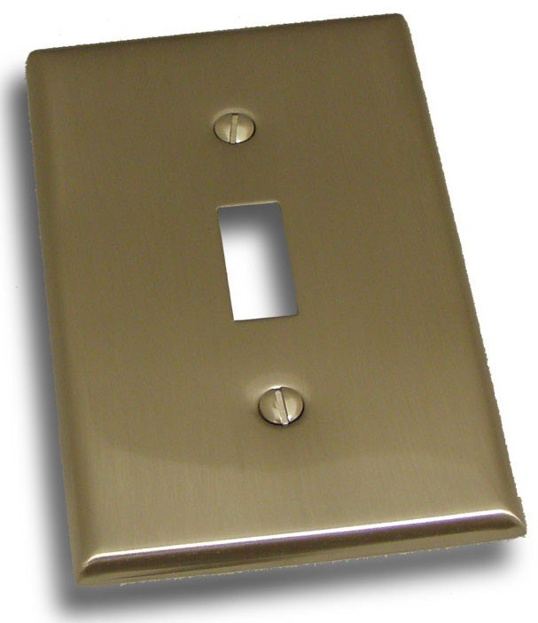 RESIDENTIAL ESSENTIALS 10813 SWITCH PLATE