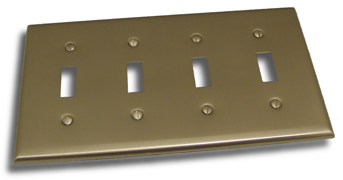 RESIDENTIAL ESSENTIALS 10842 SWITCH PLATE