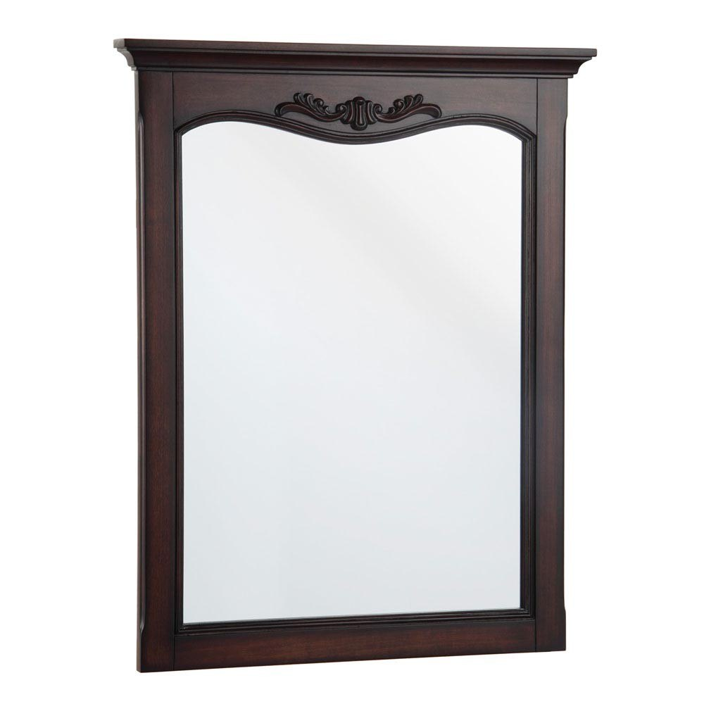 Foremost ASCM2632 Astria Collection 26 Inch Mirror Decorative Crown Molding