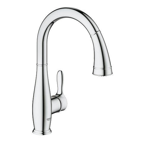 Grohe 30213 Parkfield Single-Handle Dual Spray Kitchen Faucet