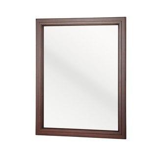 Foremost AUCNM2330 Auguste Chestnut Collection 23-1/2 Inch Mirror