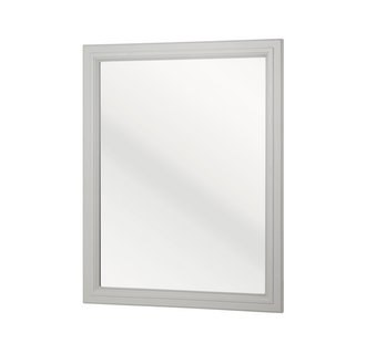 Foremost AUGM2330 Auguste Grey Collection 23-1/2 Inch Mirror