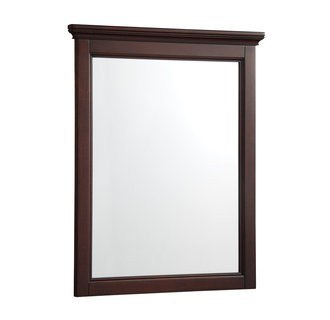 Foremost AYTM2228 Amelyn Collection 22 Inch Mirror Decorative Crown Molding