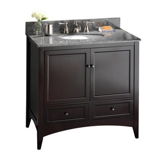 Foremost BECA3621D Berkshire Collection 36 Inch Vanity