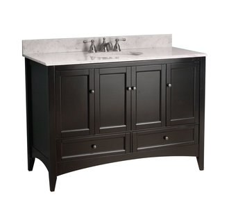 Foremost BECA4821D Berkshire Collection 48 Inch Vanity