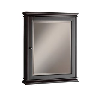 Foremost BECC2330 Berkshire Collection 23-5/8 Inch Medicine Cabinet  Beveled Mirror