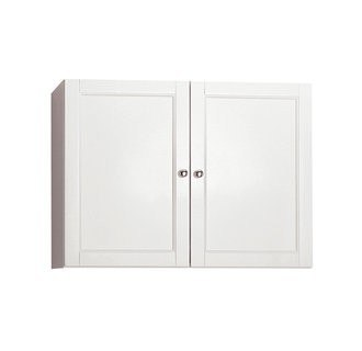 Foremost BEWW3012 30 Inch Laundry Wall Cabinet 2 Doors