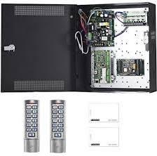 Lockstate LS-ACS2LITEKIT Access Control Kit with Readers 2 Door