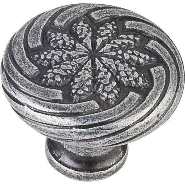 Hardware Resources 119 Elements Palermo Collection 1-1/8 Inch Diameter Harvest Wheat Knob