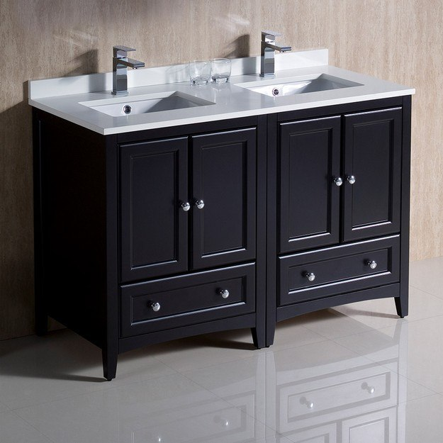 kitchen sinks and cabinets duravit xl6054 x large 47 1 4 x 18 3 8 vanity unit wall 6054