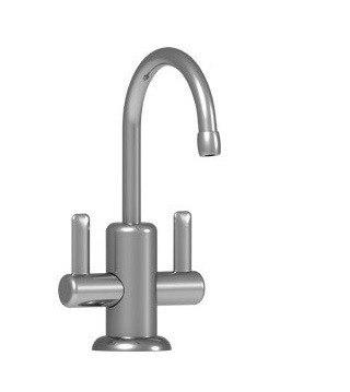 Franke LB11200 Logik Little Butler Faucet - Hot and Cold Filtered Water