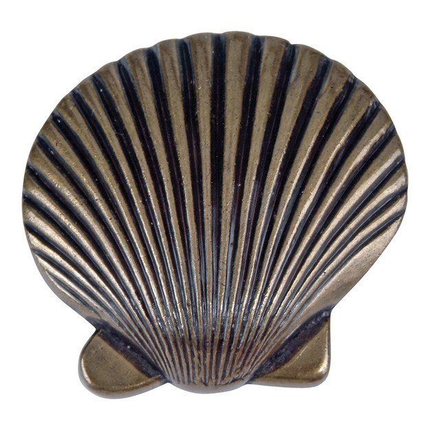 Atlas 143 Sea Collection 2 Inch Clamshell Knob