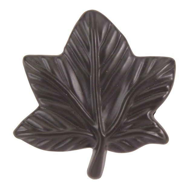 Atlas 2203-O Leaf Collection 2 Inch Aged Bronze Knob
