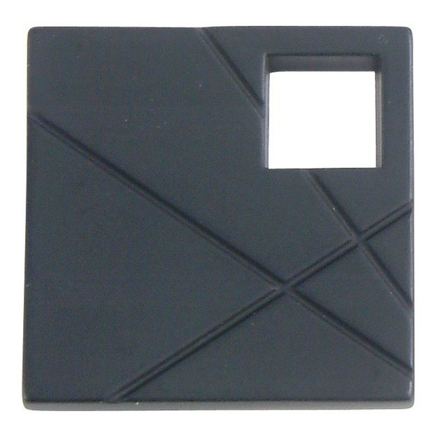Atlas 251L Modernist Collection 1-1/2 Inch Square Knob Left