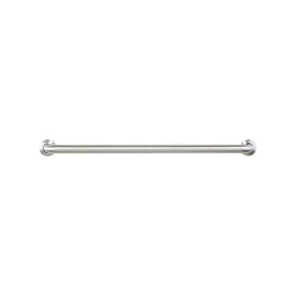 HARDWARE RESOURCES GRAB-36-R ELEMENTS GRAB BAR COLLECTION STAINLESS STEEL 36 INCH BAR