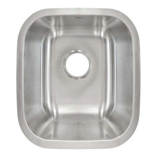 Less Care L102 12 Inch Undermount Single Bowl Bar Sink ...