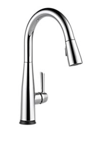 Delta 9113T-DST Essa Single Handle Pull-down Kitchen Faucet With Touch2O