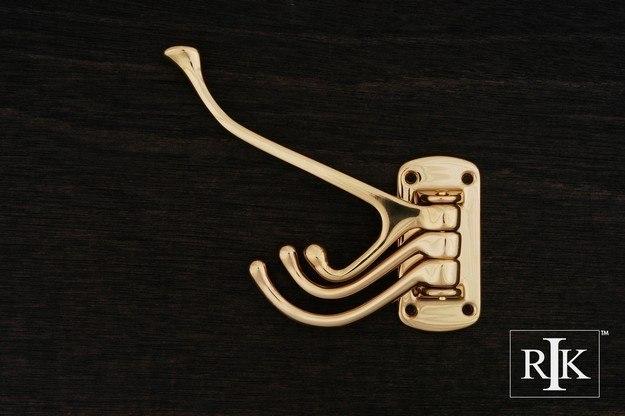 RK International HK 5820 Triple Pronged Hook