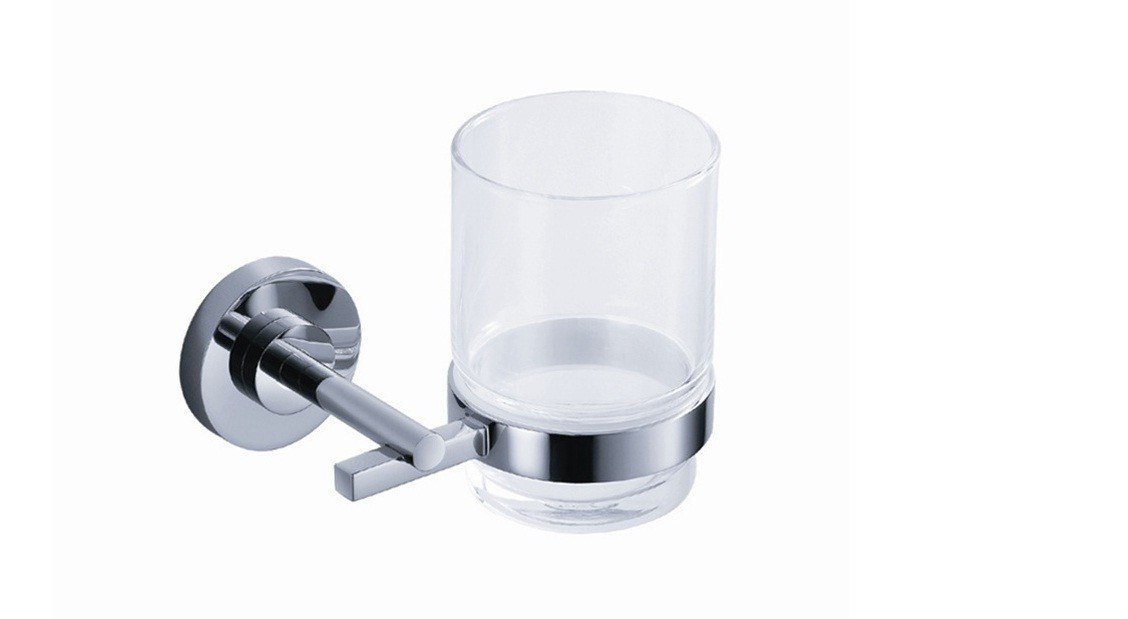 FRESCA FAC0810 ALZATO TUMBLER HOLDER - CHROME
