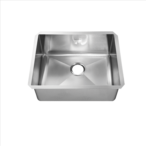 American Standard 12SB.301800 Prevoir Stainless Steel Undermount 29  x 18 Inch 1-Bowl Kitchen Sink