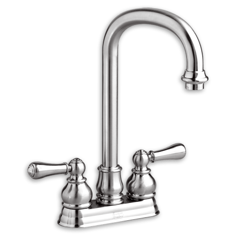American Standard 2770.732.F15 Hampton 2-Handle High-Arc Bar Sink Faucet  1.5 GPM/5.7 L/min. Maximum Flow Rate
