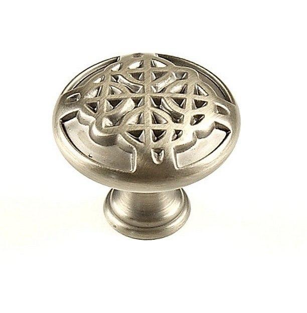 Century Hardware 29215 Highlander Collection Zinc Die Cast Knob 1-3/16 Inches Diameter