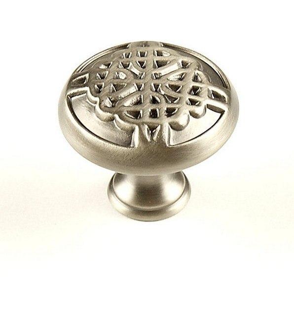 Century Hardware 29217 Highlander Collection Zinc Die Cast Knob 1-3/8 Inches Diameter