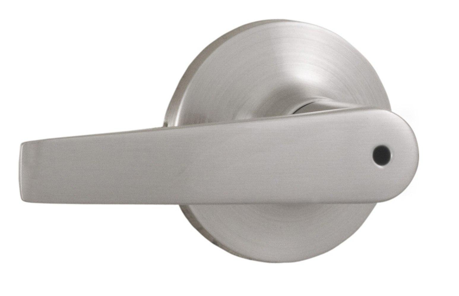 Weslock 00210WNWNFR20 Bristol Lever Satin Nickel