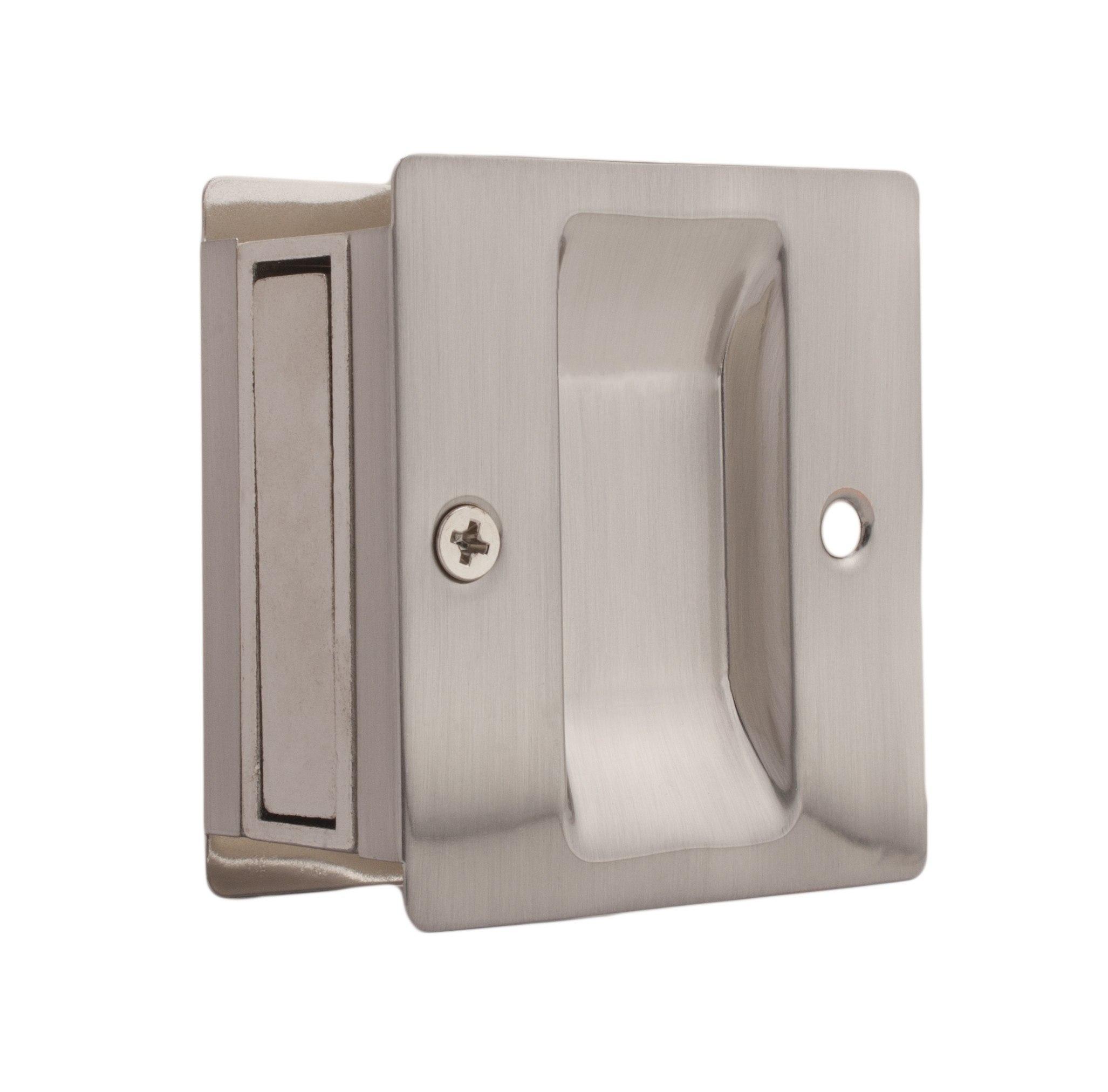 Weslock 00527X Pocket Door Passage Pull