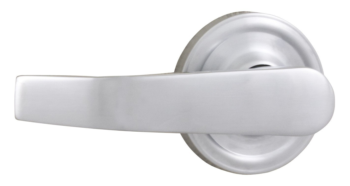 Weslock 00605AD--0020 Access Lever Brushed Chrome